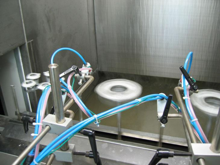 增加产量型自动喷涂设备|提高产量的喷涂生产线|提升